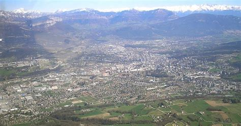 chambre d hotes grenoble chambery photo vue du ciel