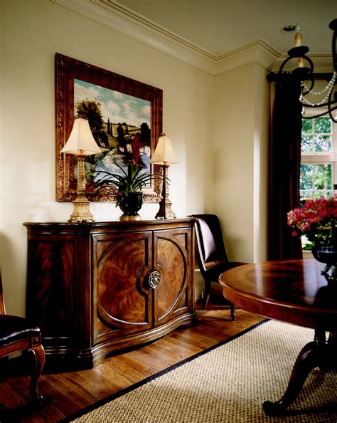 bob mackie furniture dining room from the bob mackie classics collection from american drew
