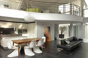 architecte pour realisation d39un patio gironde 33 With plan maison avec patio 12 ha 10 villa contemporaine par hybre architecte en gironde