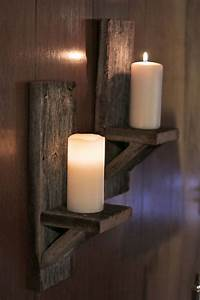 barn wood candle holders th we know how to do it With barnwood candle holders