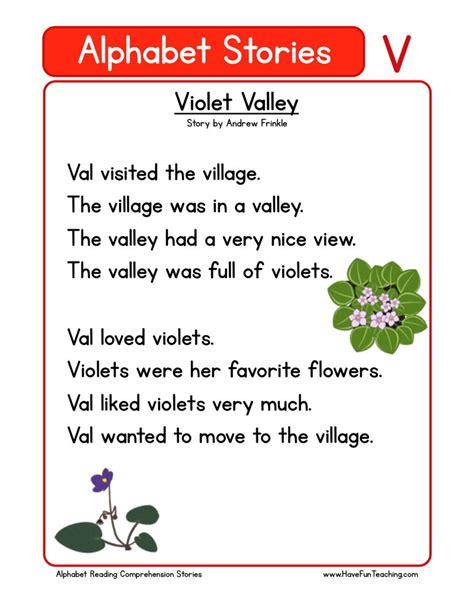 printable worksheets 187 preschool reading comprehension