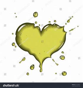 Olive Oil Splash Stock Vector Illustration 137336201 ...