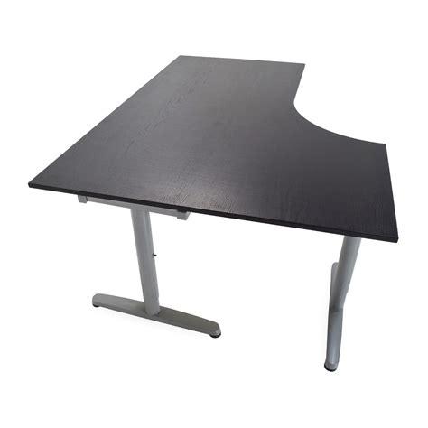ikea bureau galant 85 ikea galant corner desk tables