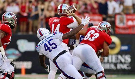 Louisiana Tech edges WKU on road with late field goal, 23 ...