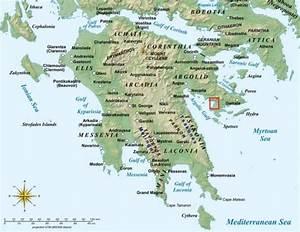 Massive Ancient Greek City With Walls Found Underwater