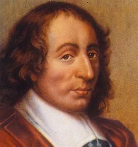 Blaise Pascal (1623 - 1662) • ALLLiN!N Magazine