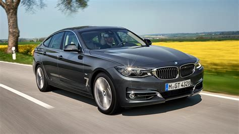 2017 bmw 3 series gran turismo top speed
