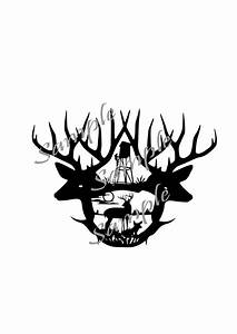 17 Best images about hunting cabin - svg on Pinterest