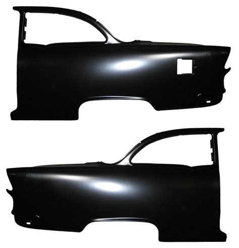 New Chevy Door Sedan Full Quarter Panel Pair