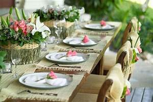 Faire Une Belle Table Pour Recevoir : une d co table attrayante une des conditions obligatoires pour un repas r ussi design feria ~ Melissatoandfro.com Idées de Décoration
