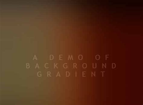 Css Div Background by Css Gradient Background With Animation 2 Demos