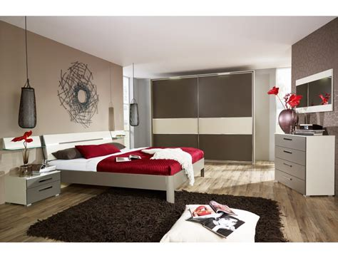 chambres à coucher modernes deco chambre à coucher adulte moderne