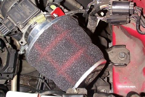 pipercross sport luchtfilter set ford mondeo open filter kit