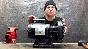 Pentair La01n Booster Pump Rebuild Part 001