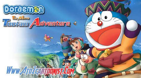 Doraemon The Movie Toofani Adventure Full Movie In Hindi