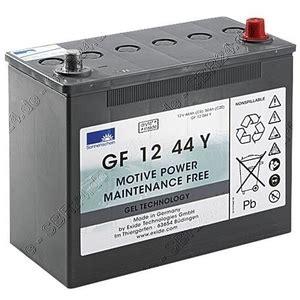 batterie 12v 44ah k 196 rcher batterie 12v 44ah 6 654 215 0 batterien