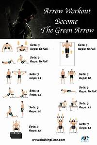Stephen Amell W... Workout