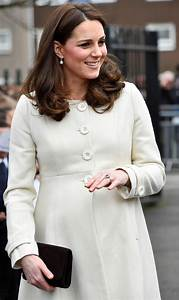Kate Middleton Steps Out Just Weeks Before Baby's Arrival ...