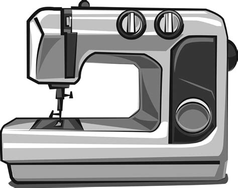 Sewing Clip Sewing Machine Clipart Pencil And In Color Sewing