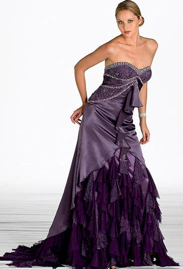 shadez perfect purple gowns