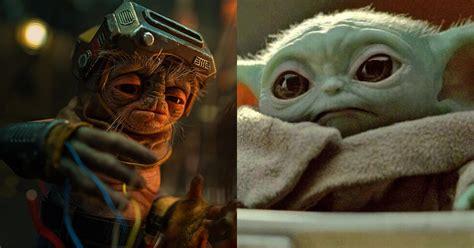 star wars  fans  choosing babu frik  baby yoda