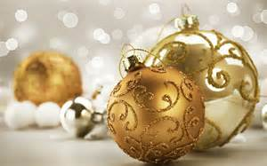 gold christmas ornaments pictures photos