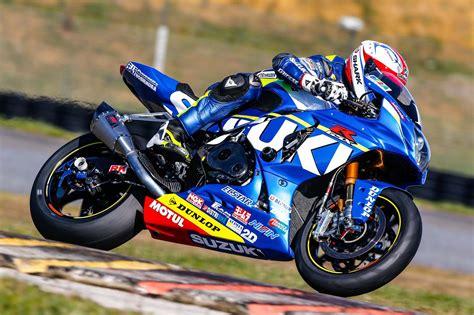 Suzuki World by Sert Suzuki Gsx R1000 World Endurance Race Bike