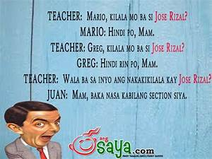 Pinoy Tagalog Jokes Archives