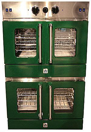 "Bluestar 30"" Double Gas Wall Oven"