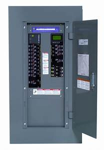 Image Library  Nf Panelboard With Powerlink G3 Lighting Controll