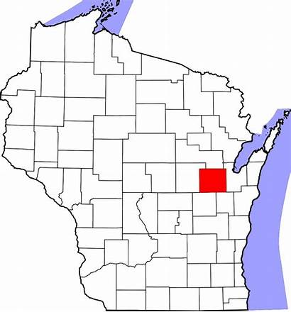 Outagamie County Wisconsin Map Historic Wikipedia