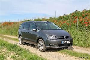 Volkswagen Sharan : vw sharan erfolgsmodel mit leichtem make up aufgefrischt ~ Gottalentnigeria.com Avis de Voitures