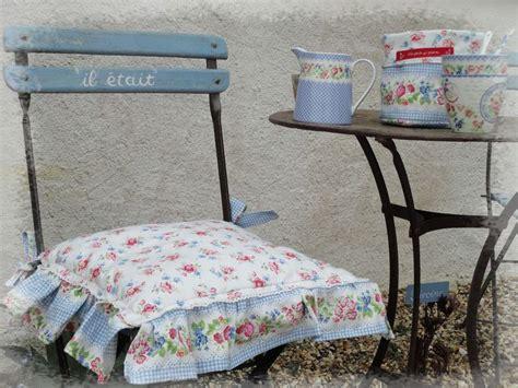 galette de chaises galette de chaise tuto