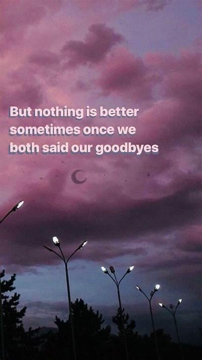 Billie Eilish Lyrics Song Aesthetic Quotes Iphone