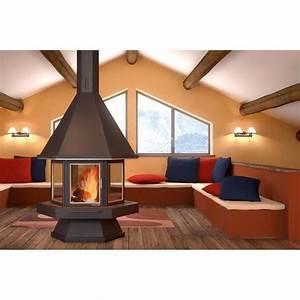 Cheminée Centrale Prix : avis cheminee centrale foyer ferme prix ~ Premium-room.com Idées de Décoration