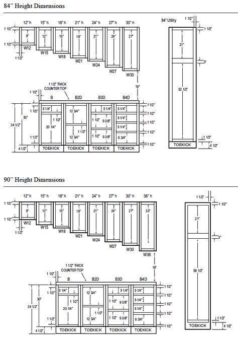 Kitchen Unit Measurements by Kitchen Cabinet Dimensions Pdf Highlands Designs Custom