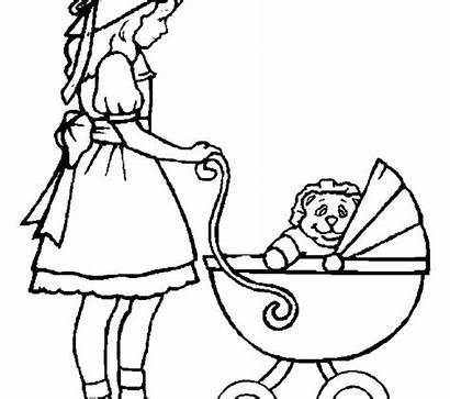 Coloring Pages Doll Alive Scout Christmas Printable