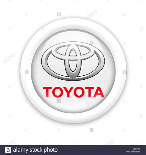 toyota stock symbol toyota logo symbol icon flag stock photo royalty free