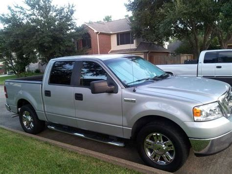 Sell Used 2007 F150 Supercrew Texas Edition In Pearland