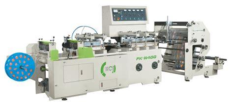 center seal  gusset machinefk  hci converting equipment