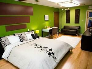 Welche Farbe Passt Zu Olivgrün : 1001 ideen farben im schlafzimmer 32 gelungene farbkombinationen im schlafraum ~ Orissabook.com Haus und Dekorationen