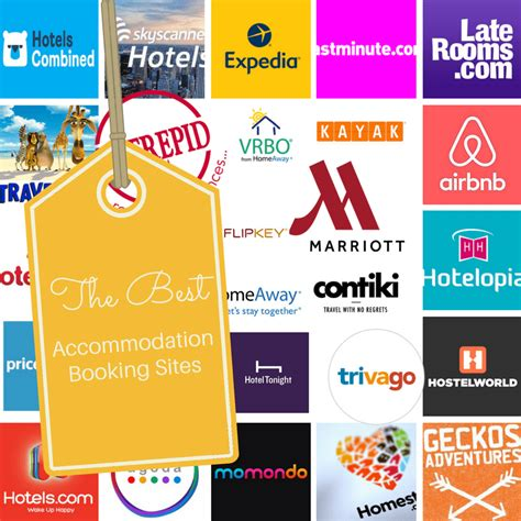 Best Booking Site Best Accommodation Booking Travel Resources
