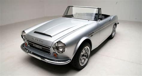 Datsun Sports by Ebay Find Fully Restored 1967 Datsun Sports 2000 Roadster