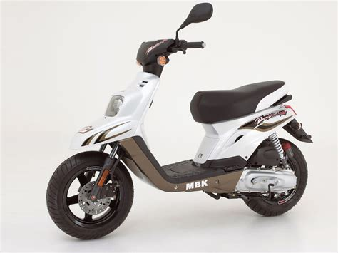 mbk booster  scooter pictures