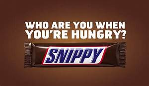 Call out Your Hangry Friends with Snickers' New ...
