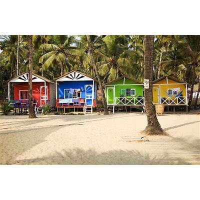 12 of the Best Goa Beach Huts for a Special Vacation
