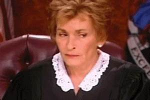 Judge Judy Facepalm Gif By Agent M Loves Gif - Find ...