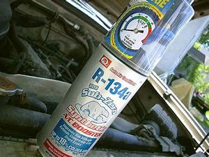 How To Recharge Your Car U0026 39 S Air Conditioner