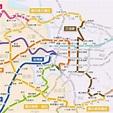 環狀線 1/31 正式通車!等了 11 年,新北環狀線超美車站、捷運路線圖一次看   經理人