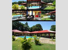 Kleinschalig 3sterren vakantie complex in Paramaribo
